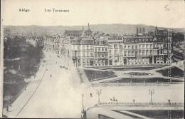 LIEGE : Les Terrasses - Luik