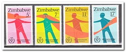 Zimbabwe 1981, Postfris MNH, International Year Of The Disabled - Zimbabwe (1980-...)