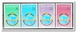 Zimbabwe 1980, Postfris MNH, Rotary International - Zimbabwe (1980-...)