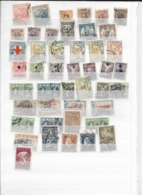 Greece  Back-of -the-book  (6 Scans) - Stamps