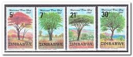 Zimbabwe 1981, Postfris MNH, Trees - Zimbabwe (1980-...)