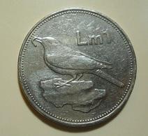 Malta 1 Lira 1986 - Malta
