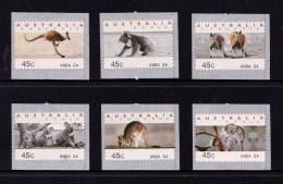 Australia 1994 Kangaroos & Koalas CPS  ANDA SA Set Of 6 MNH - 1990-99 Elizabeth II