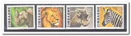Zimbabwe 1980, Postfris MNH, Animals - Zimbabwe (1980-...)