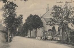 LONGLIER - L'institut - Rect Oblitération Relais Longlier - Vers Nivelles(rue De Namur) - Neufchâteau