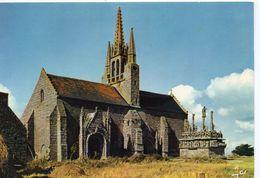 Saint-Jean-Trolimon Belle Vue De La Chapelle De Tronoën - Saint-Jean-Trolimon