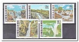Zimbabwe 1980, Postfris MNH, Waterfalls - Zimbabwe (1980-...)