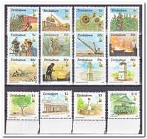 Zimbabwe 1995, Postfris MNH, Economy And Historic Places - Zimbabwe (1980-...)