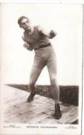 BOXEUR - GEORGES CARPENTIER - Boxing