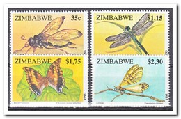 Zimbabwe 1995, Postfris MNH, Insects - Zimbabwe (1980-...)