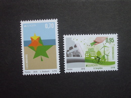 Luxemburg    Europa Cept     Umweltbewusst Leben  2016    ** - 2016