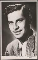 Actor John Hodiak, C.1945 - MGM RP Postcard - Entertainers