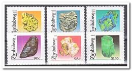 Zimbabwe 1993, Postfris MNH, Mineral Resources - Zimbabwe (1980-...)