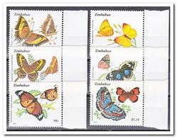 Zimbabwe 1992, Postfris MNH, Butterflies - Zimbabwe (1980-...)