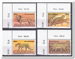 Zimbabwe 1992, Postfris MNH, Animals - Zimbabwe (1980-...)