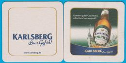 Karlsberg Brauerei Homburg Saar ( Bd 802 ) - Sous-bocks