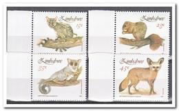 Zimbabwe 1991, Postfris MNH, Animals - Zimbabwe (1980-...)