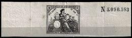 Cabecera Papel Timbrado 1880, 50c. - Fiscales