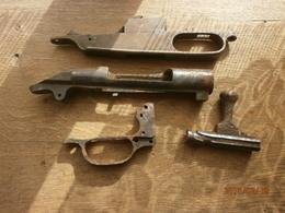 Lot De Pièces De Fusils à Identifier - 1914-18