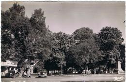 BISCARROSSE -  La Place De L'orme - Biscarrosse
