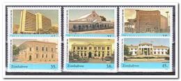 Zimbabwe 1990, Postfris MNH, 100 Years City Harare - Zimbabwe (1980-...)