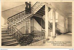 BORGOUMONT-LA GLEIZE - Sanatorium Provincial Pour Hommes - Grand Escalier Central - N'a Pas Circulé - Thill - Stoumont