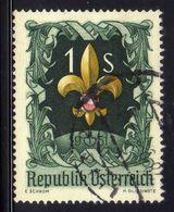 Österreich/Austria 1951 Mi 966 Gestempelt [180218LAIII] - 1945-60 Used