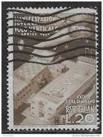 Italia Italy 1951 Fiera Di Milano L.20 Sa N.657 US - 6. 1946-.. Repubblica