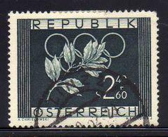 Österreich/Austria 1952 Mi 969 Gestempelt [180218LAIII] - 1945-.... 2. Republik