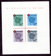 Colonies Françaises Wurtemberg  Bloc N°1 Neuf TB  Cote 170 Euros !!! - France (ex-colonies & Protectorats)