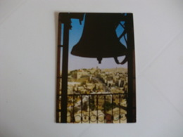 Postcard Postal Palestine Bethlehem Partial View - Palestine