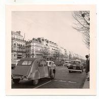 Photo Citroen  2 CV   Paris - Automobiles