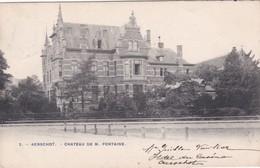 Aarschot -  Chateau De M Fontaine - Aarschot