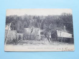 Maison ROSE - Vue Prise Du Jardin ( A. Breger ) Anno 1907 ( Voir Photo ) !! - Jouy En Josas
