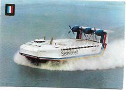 SEASPEED JEAN BERTIN FRANCE ANGLETERRE - Hovercrafts