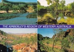 Australia - Kimberley's Region Multiview, WA Unused - Australia