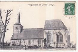 80 - Feuquières-en-Vimeu L'Eglise  SP792 - Feuquieres En Vimeu