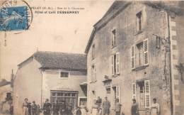 52 - HAUTE MARNE / Melay - 522926 - Rue De La Chavanne - Hôtel Et Café Desserey - Other Municipalities