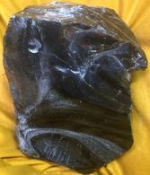C5 - 4 Osidienne Bloc Maroc - Minerals