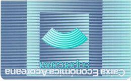 PHONECARDS-    - CARD--MAGNETIC- MULTIBANCO- CAIXA ECONOMICA AÇOREANA- --NAO EMITIDO - Portugal