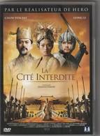 DVD  LA CITE INTERDITE   De Zhang Yimou    Etat: TTB Port 110 Gr Ou 30gr - Action, Aventure