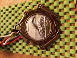 Medaille  / Medal -  Stichting De Klup Twente - De Delmar 1993 / 1994   - The Netherlands - Natation