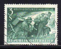 Österreich/Austria 1960 Mi 1074 Gestempelt [180218LAIII] - 1945-60 Used