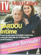 "TV MAGAZINE  N° 21365  "" MICHEL SARDOU  "" -   AVRIL  2004 - Television"