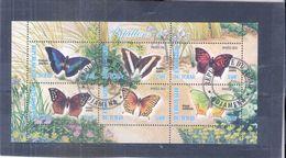 Papillons - Bloc Du Tchad - 2012 - (à Voir) - Schmetterlinge