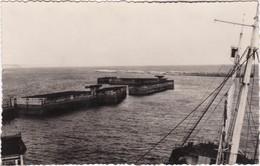 Arromanches-les-Bains - 1944 - Port De La Libération - Les Pontons Du Débarquement Côté Ouest - War 1939-45
