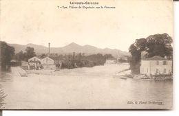 Les Usines De Papeterie Sur La Garonne - France