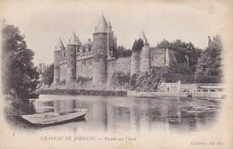 CPA Château De Josselin - Facade Sur L'Oust (33216) - Josselin