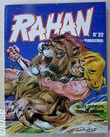 RAHAN N° 22 La Vallée Des Tourments EO TBE - Rahan