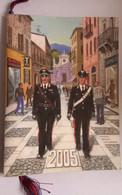 CARABINIERI- CALENDARIO  ANNO  2005 (160218) - Calendari